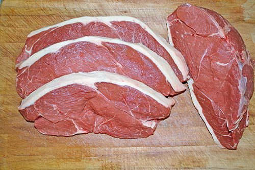 Greenlea - Beef Rump - Sliced & Packed