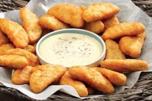 Ingham's - Beer Battered Chicken Wedges - 1kg
