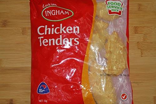 Ingham's - Chicken Tenders - 1kg