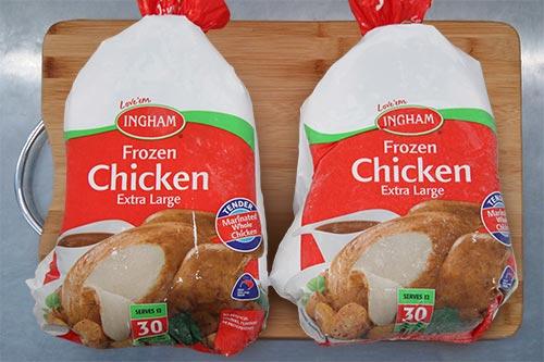 Ingham's - Frozen Chicken - Size 30