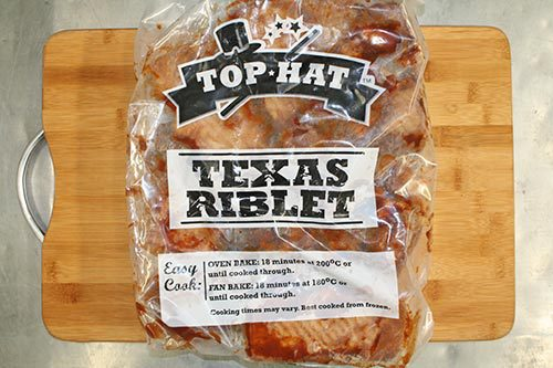 Tegal Top Hat - Texas Chicken Riblets