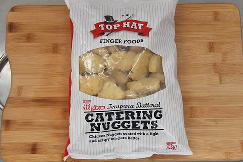 Tegel Top Hat - Chicken Nuggets - 1kg