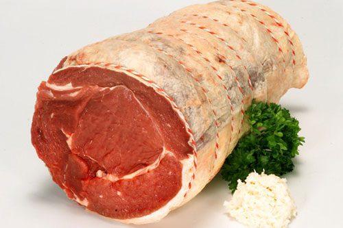 Beef Rolled Rib Roast