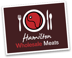 Hamilton Wholesale Meat Logo